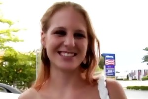 sex for money turns shy girl into a floozy