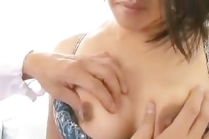 ayaka real oriental mother widens her legs part5