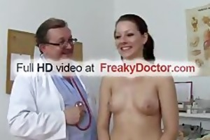 hawt tarya king and old gynecologist