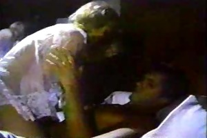daddy bonks daughters friend and then wife-retro