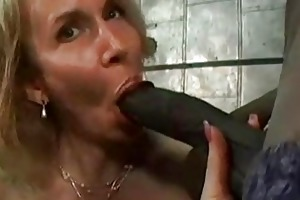 hawt billibongs golden-haired milf seduced by big