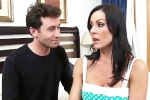 lonely mom kendra lust is enticed by one her sons